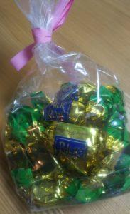 イタリアお土産おすすめのお菓子_BLUE_ROSEのチョコレート1